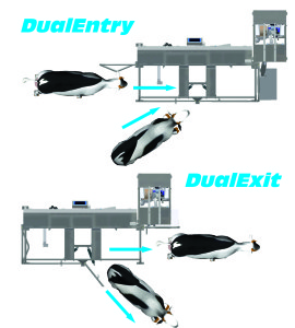 Merlin DualExit DualEntry